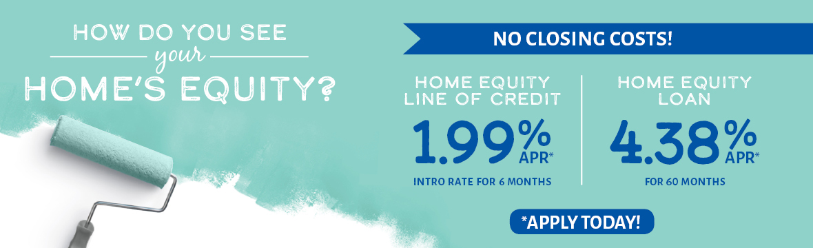How do you see your home's equity?