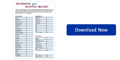 download our budget sheet