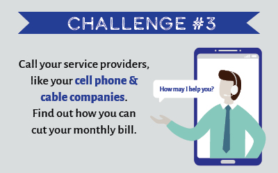 Challenge 3 - Service Providers
