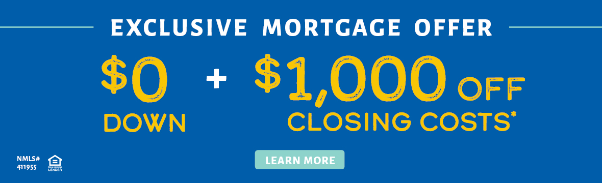 Exclusive Mortgage Offer
