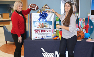 MHV Makes the Holidays Merry for Children