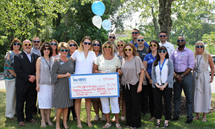 MHV Staff Rally to Support Local Nonprofit